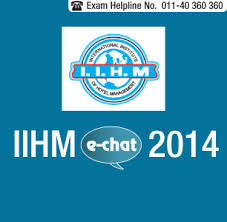 International Institute of Hotel Management Electronic- Combined Hospitality Aptitude Test ( IIHM  E- CHAT ) Entrance Examination  Entrance Exam